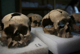 Gruesome human sacrifice discovery: Skulls reveal grisly secrets of lost Aztec city