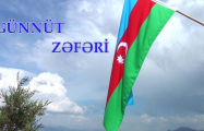Azerbaijani MoD releases video about liberation of Gunnut village - VİDEO