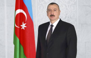 President Aliyev awards