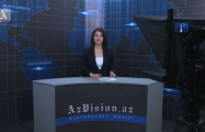 AzVision TV releases new edition of news in English for June 14 - VIDEO