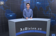 AzVision TV releases new edition of news in English for June 20 - VIDEO