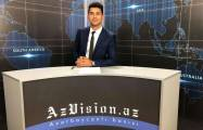 AzVision TV releases new edition of news in German for February 14-   VIDEO