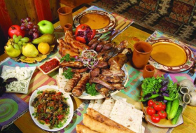 Top 10 'Must Try' dishes when visiting Azerbaijan - PHOTOS