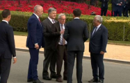 Drunk European Commission president humiliated at NATO summit