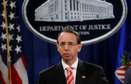 U.S. accuses Russian spies of 2016 election hacking; summit looms