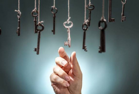 Choose a key and it will reveal your TRUE personality! - TEST