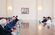 First Vice-President Mehriban Aliyeva met with participants of meeting of CIS Council of Internal Affairs Ministers - UPDATED