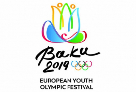 Baku 2019 Summer European Youth Olympic Festival logo unveiled