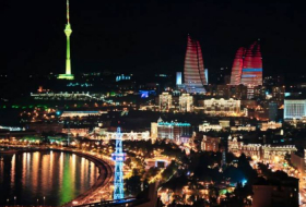 Baku Nights with Mark Elliott - VIDEO
