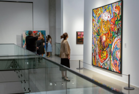 Baku is vying to become a regional arts destination