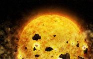 Planet-gobbling star observed by NASA for first time - VIDEO
