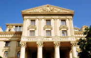 Azerbaijan MFA: by setting conditions Armenian leaders contribute to escalation