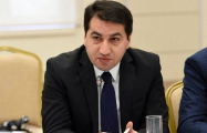 Status quo in Nagorno-Karabakh conflict must be changed – Hajiyev