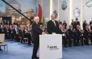 Presidents of Azerbaijan, Italy attend opening of polypropylene plant in Sumgait city - PHOTOS