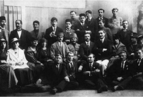 Development of Azerbaijani musical theater in 1918-1920