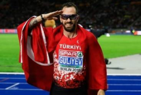 Ramil Guliyev crowned European athletics champion