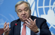 UN secretary general welcomes signing of Convention on Legal Status of Caspian Sea