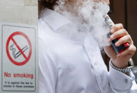 Vape fluids disable the lung's cleaning systems, study warns