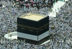 Thousands arrive in Mecca for 'smart hajj'