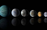 Water-worlds are common: Exoplanets may contain vast amounts of water
