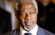 Nobel Peace Prize winner and former UN Secretary General Kofi Annan dies aged 80