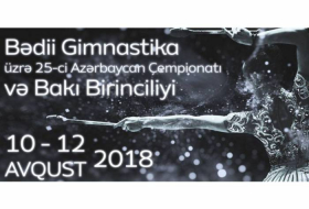 National Gymnastics Arena to open doors to rhythmic gymnastics competition