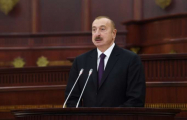 New Armenian government has to make strict changes to its policy, says Ilham Aliyev