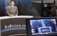 AzVision TV releases new edition of news in English for September 19 - VIDEO