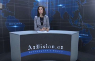 AzVision TV releases new edition of news in English for September  24- VIDEO