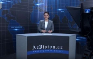 AzVision TV releases new edition of news in English for September 21- VIDEO