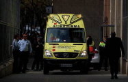 One dead, five injured in scaffolding collapse in Madrid