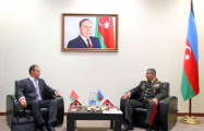 Azerbaijan, Belarus discuss military cooperation
