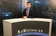 AzVision TV releases new edition of news in German for October 23- VIDEO