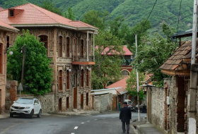 Sheki: Azerbaijan's Silk Road city of caravans and khans