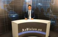 AzVision TV releases new edition of news in German for October 15 - VIDEO