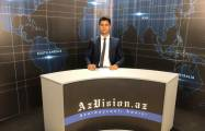 AzVision TV releases new edition of news in German for October 22- VIDEO