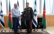 Azerbaijan, Israel discuss regional security
