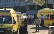 Number of people killed in Kerch college attack rises to 20