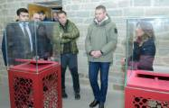 Slovak PM visited Icherisheher in Baku - PHOTOS