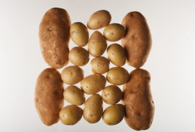 Potatoes are actually a healthy food — without butter and other fixings