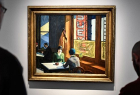 Hopper's Chop Suey in record-breaking $92m sale