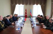 Chief of Azerbaijani General Staff meets Turkish counterpart