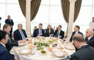 Azerbaijani, Slovak Prime Ministers have joint working dinner