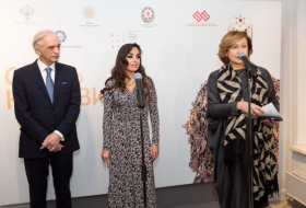 Heydar Aliyev Foundation organizes Seven Beauties exhibition in Moscow
