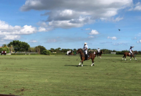 Azerbaijan polo team rank second at International Cup in US