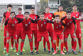 Azerbaijan qualify for UEFA European Under-19 Championship elite round