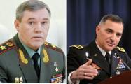 Top NATO, Russian military chiefs to meet in Baku