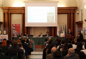 Book of poems of Azerbaijani women poets launched at Italian Senate library