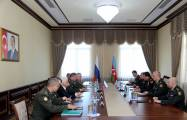 Azerbaijan, Russia discuss prospects for military-technical cooperation