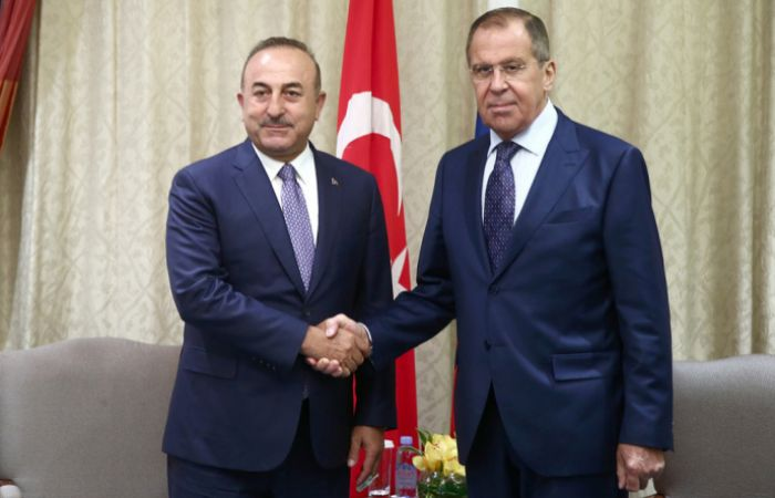 "Turkish, Russian FMs discuss Kerch Strait issue in Baku - <span style=""color: #ff0000;"">UPDATED&nbsp;</span>"